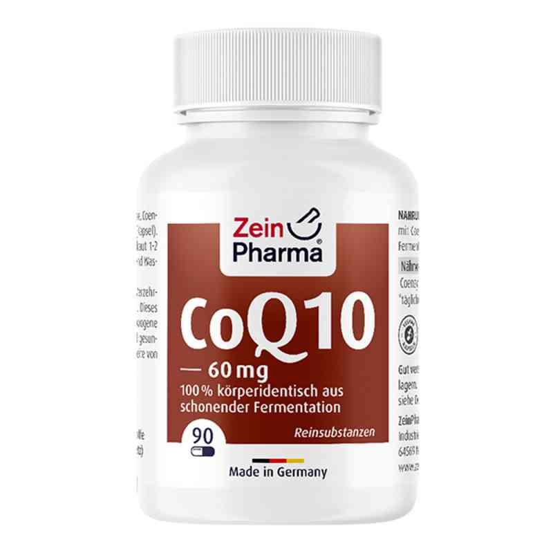 Coenzym Q10 Kapseln 60 mg  bei apo-discounter.de bestellen