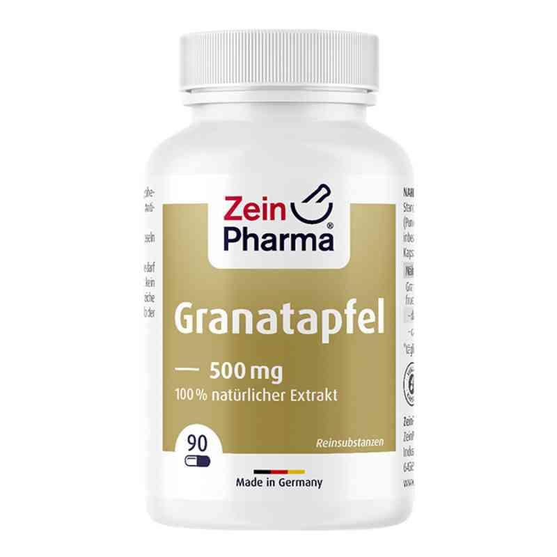 Granatapfel Kapseln 500 mg  bei apo-discounter.de bestellen