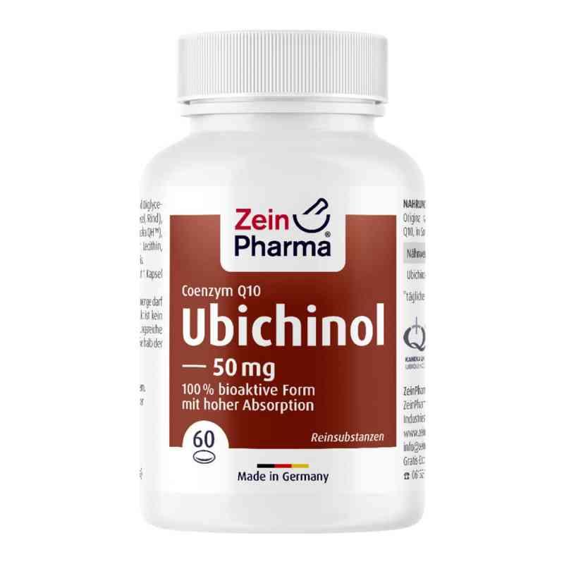 Ubichinol Coq 10 Kapseln 50 mg  bei apo-discounter.de bestellen