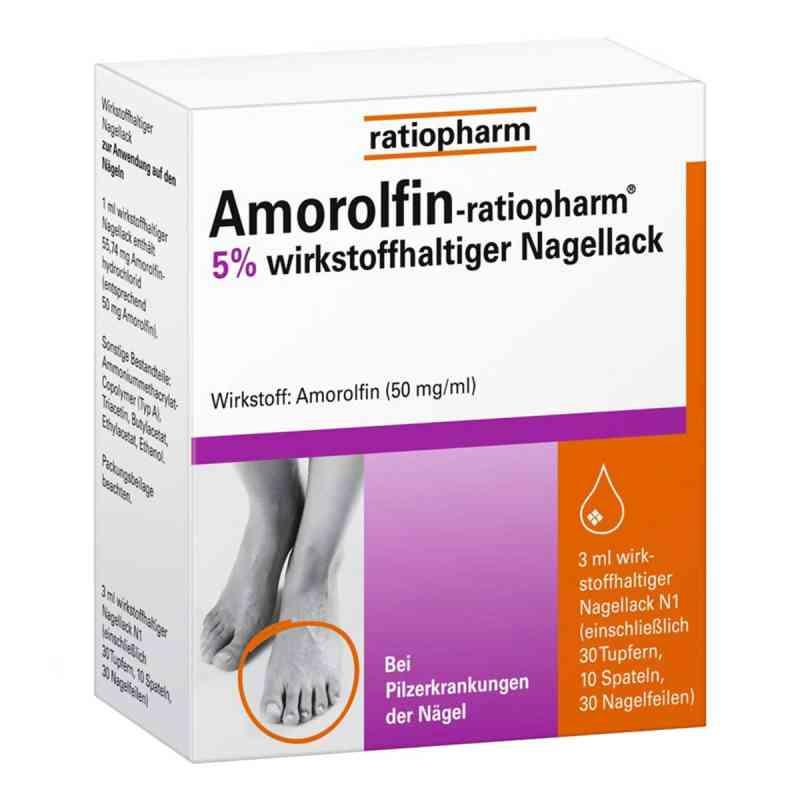 Amorolfin-ratiopharm 5%  bei apo-discounter.de bestellen