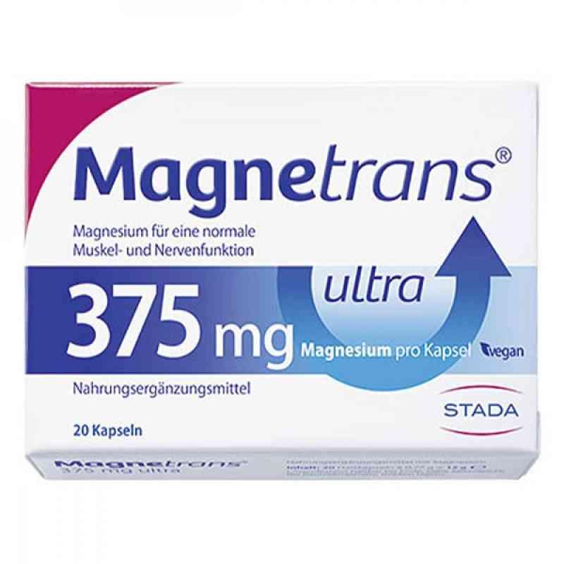 Magnetrans 375 mg ultra Kapseln  bei apo-discounter.de bestellen