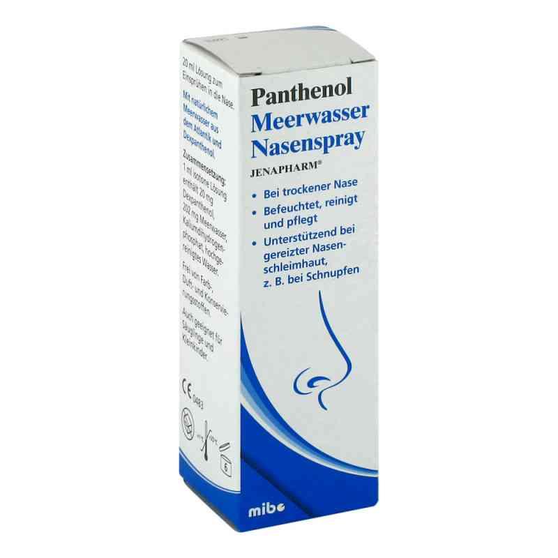 Panthenol Meerwasser Nasenspray Jenapharm  bei apo-discounter.de bestellen