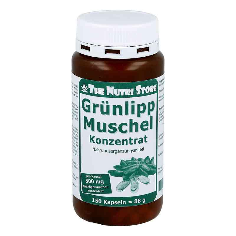 Grünlipp Muschel 500 mg Konzentrat Kapseln  bei apo-discounter.de bestellen