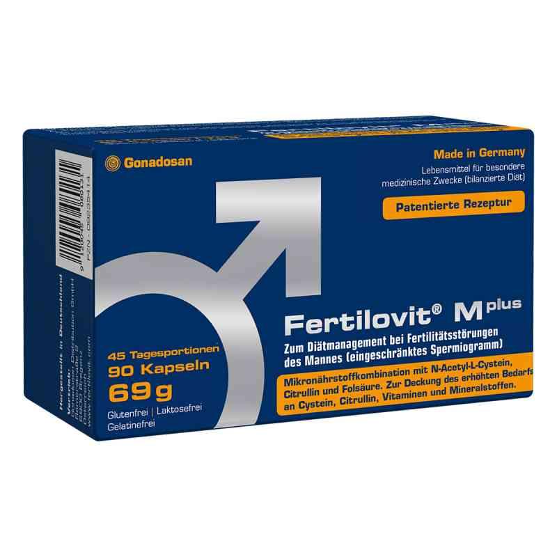 Fertilovit M Plus Kapseln  bei apo-discounter.de bestellen