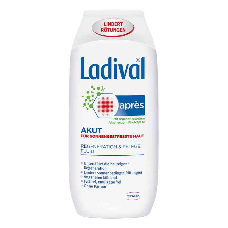 Ladival Apres Pflege Akut Beruhigungs-fluid  bei apo-discounter.de bestellen