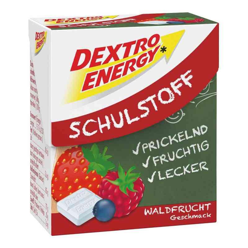 Dextro Energy Schulstoff Waldfrucht Täfelchen  bei apo-discounter.de bestellen