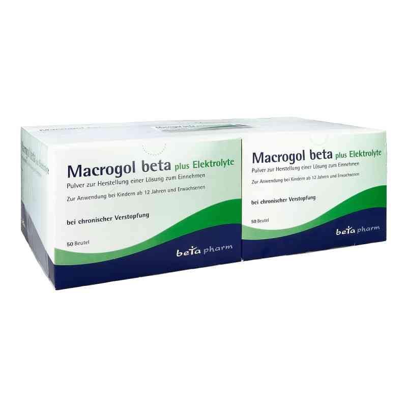 Macrogol beta plus Elektrolyte  bei apo-discounter.de bestellen