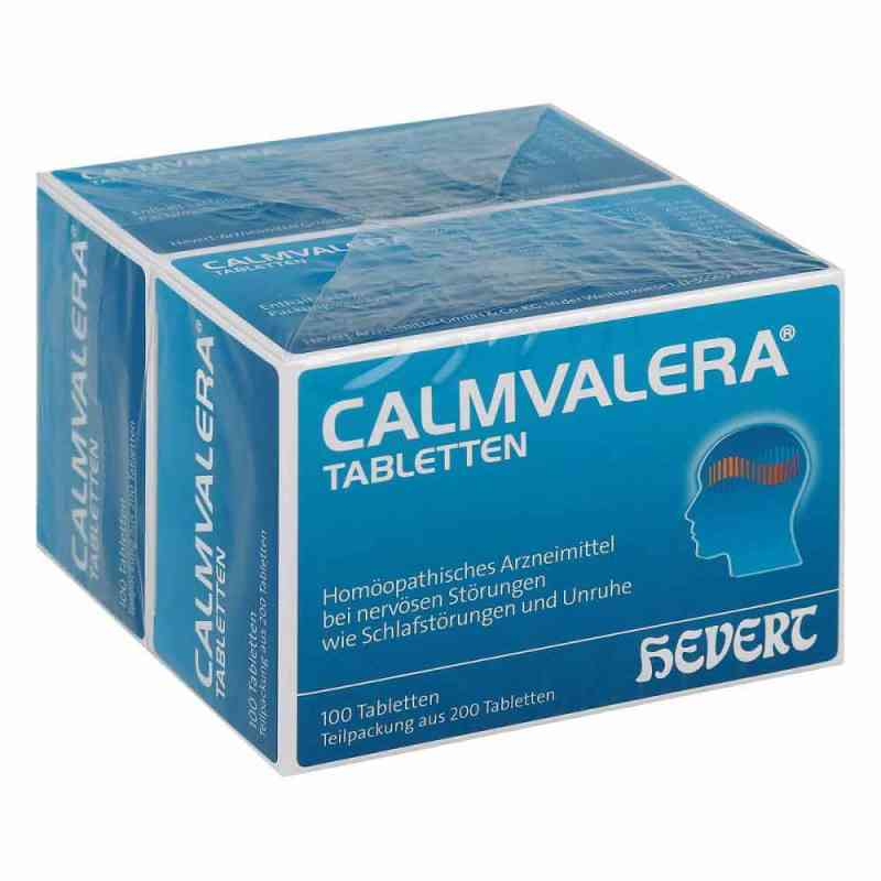Calmvalera Hevert Tabletten  bei apo-discounter.de bestellen