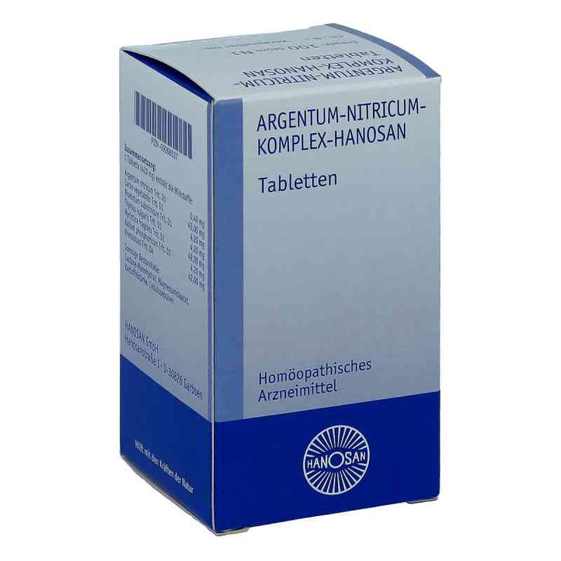 Argentum Nitricum Komplex Hanosan Tabletten  bei apo-discounter.de bestellen