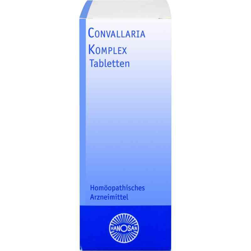 Convallaria Komplex Hanosan Tabletten  bei apo-discounter.de bestellen