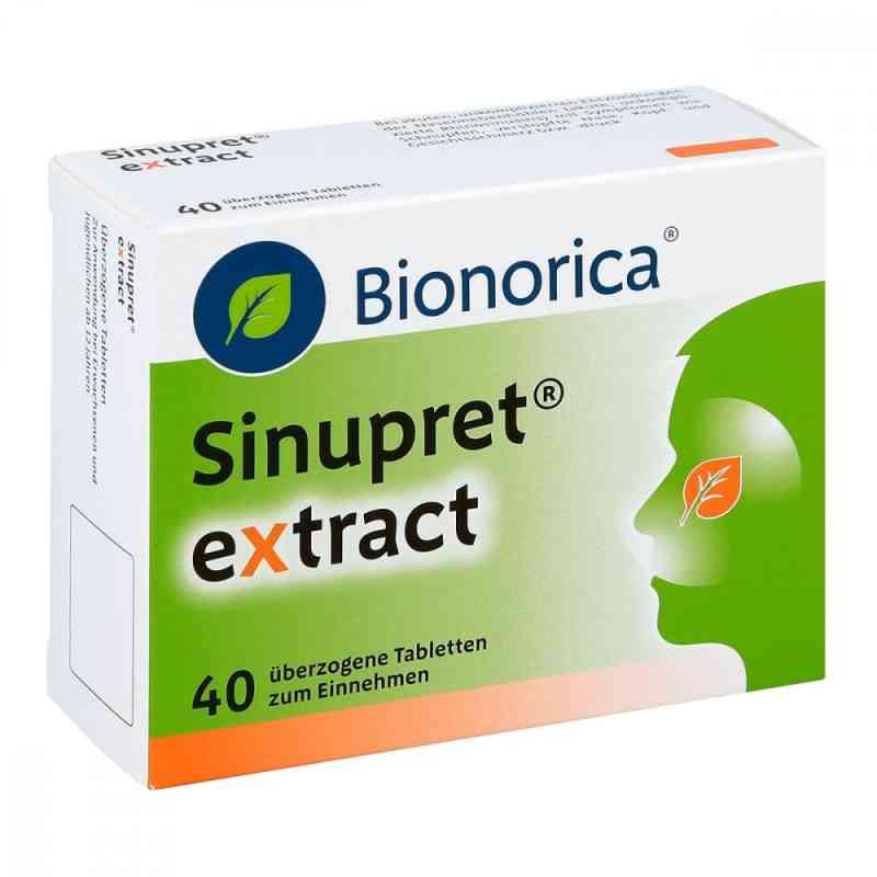 Sinupret extract überzogene Tabletten  bei apo-discounter.de bestellen