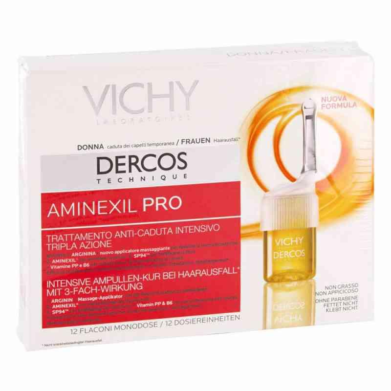 Vichy Dercos Aminexil Pro Frauen Ampullen  bei apo-discounter.de bestellen