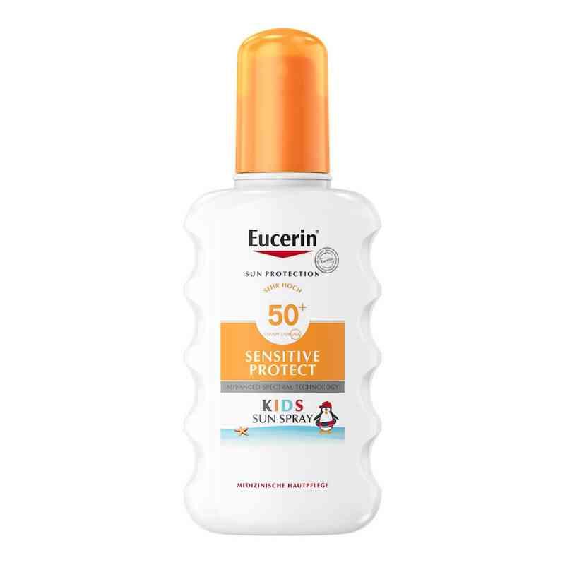 Eucerin Sun Sensitive Protect Kids Sun Spray LSF 50+  bei apo-discounter.de bestellen