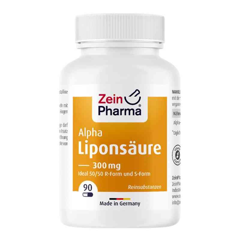 Alpha Liponsäure 300 mg Kapseln  bei apo-discounter.de bestellen