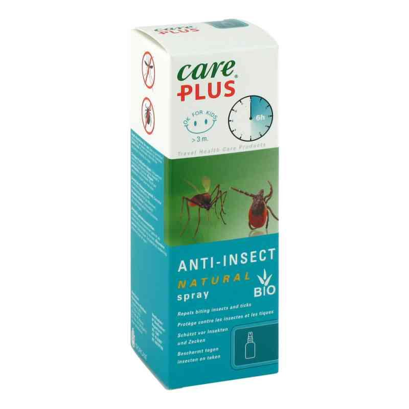 Care Plus Anti Insect natural Spray 40% Citriodiol  bei apo-discounter.de bestellen
