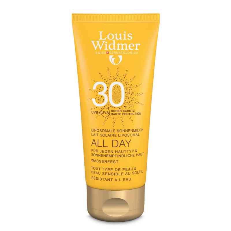 Widmer All Day 30 Milch leicht parfümiert  bei apo-discounter.de bestellen