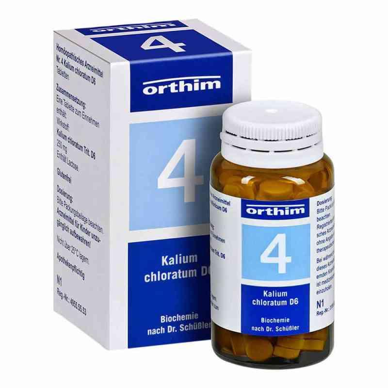 Biochemie Orthim 4 Kalium chloratum D 6 Tabletten  bei apo-discounter.de bestellen