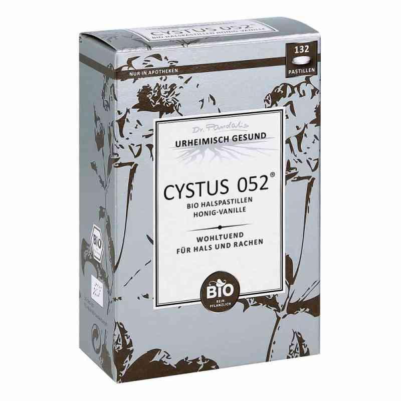 Cystus 052 Bio Halspastillen Honig Vanille  bei apo-discounter.de bestellen