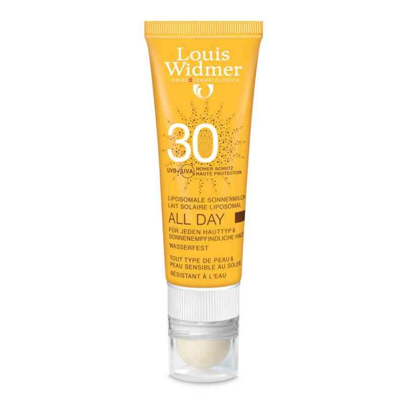 Widmer All Day 30 Mil.sporttube+lipst.leicht parfümiert   bei apo-discounter.de bestellen