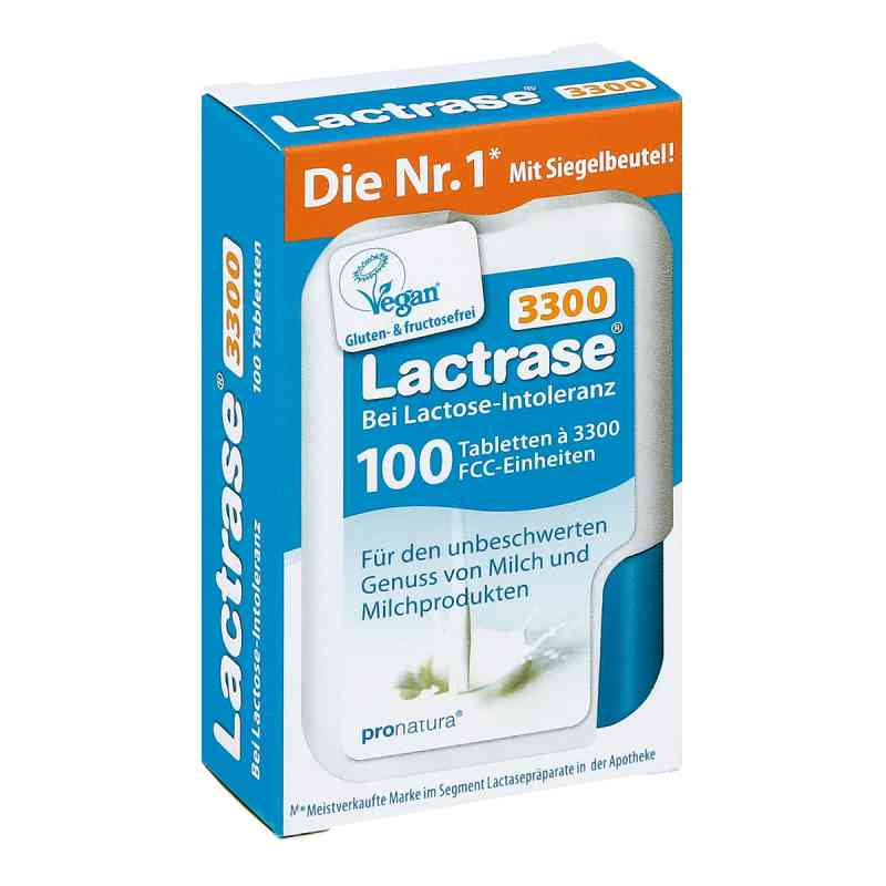 Lactrase 3.300 Fcc Tabletten im Klickspender  bei apo-discounter.de bestellen