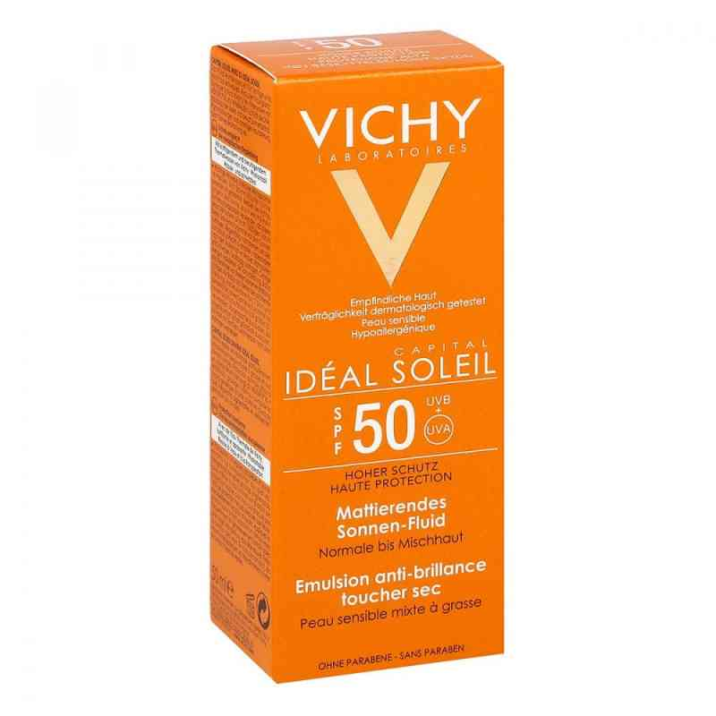 Vichy Capital Soleil Sonnen-fluid Lsf 50  bei apo-discounter.de bestellen