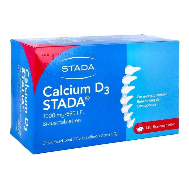 Calcium D3 STADA 1000mg/880 internationale Einheiten  bei apo-discounter.de bestellen