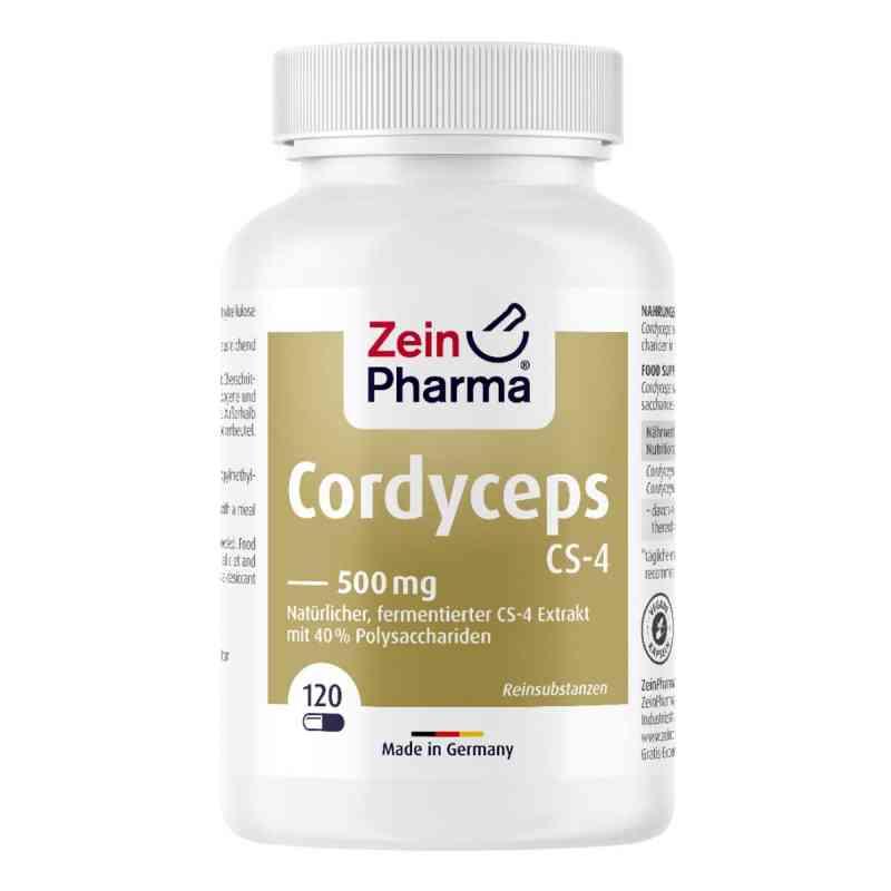 Cordeyceps Cs-4 Kapseln  bei apo-discounter.de bestellen