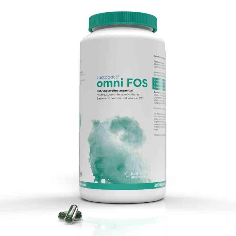 Lactobact omni Fos magensaftresistente Kapseln  bei apo-discounter.de bestellen