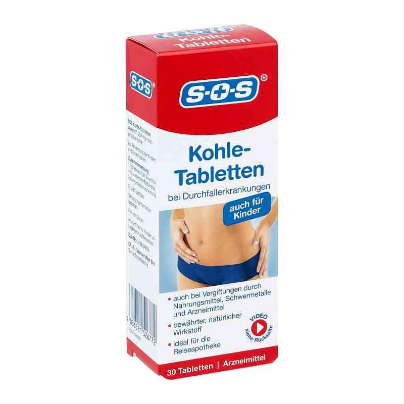 Sos Kohle-tabletten  bei apo-discounter.de bestellen