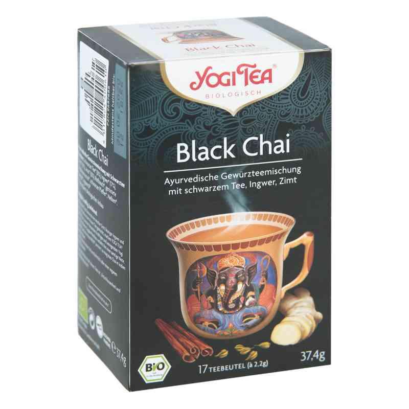 Yogi Tea Black Chai Bio Filterbeutel  bei apo-discounter.de bestellen