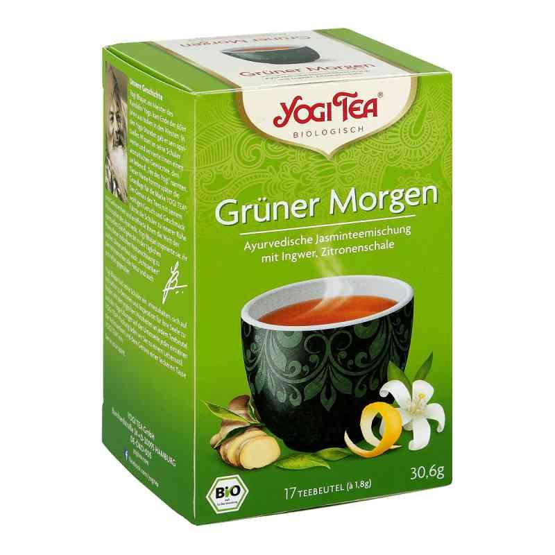 Yogi Tea Grüner Morgen Bio Filterbeutel  bei apo-discounter.de bestellen