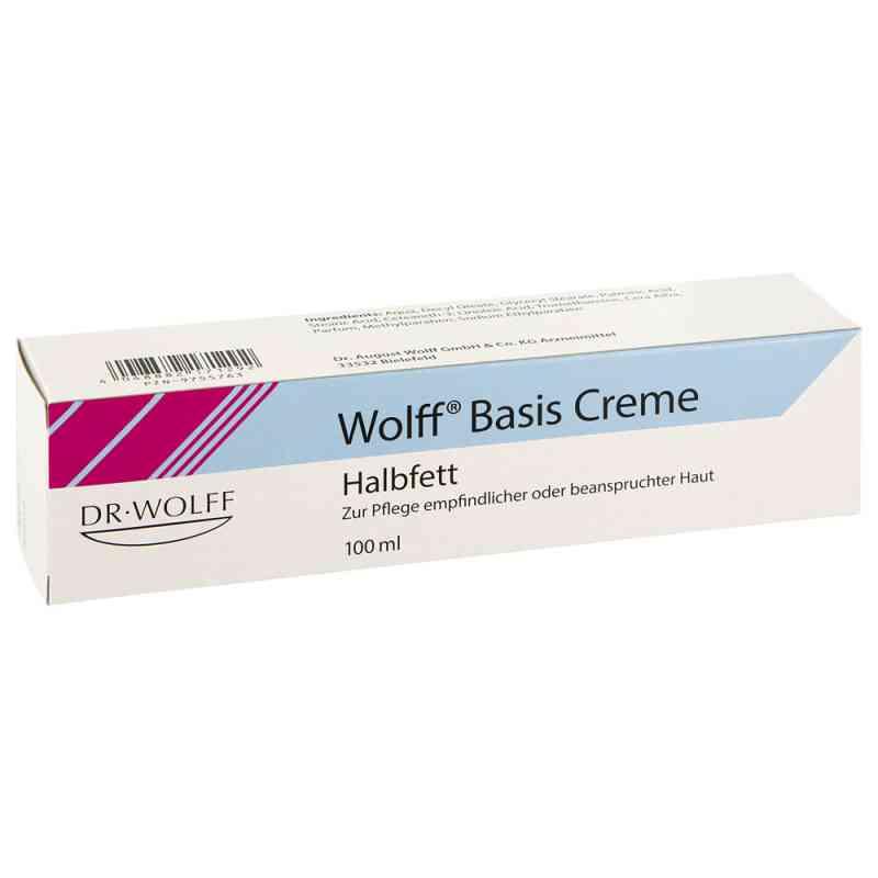 Wolff Basiscreme halbfett  bei apo-discounter.de bestellen