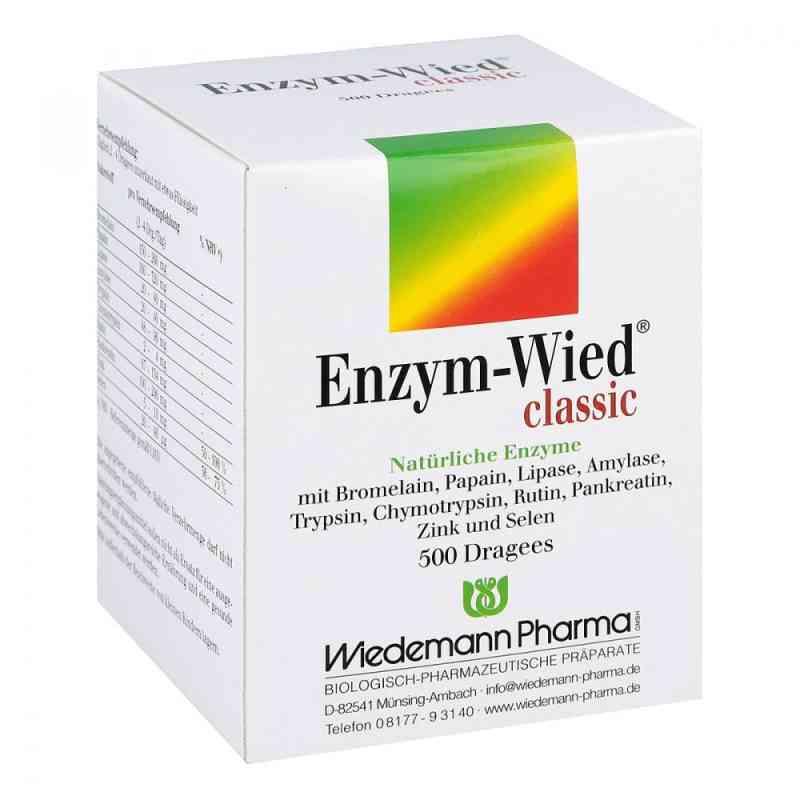 Enzym Wied classic Dragees  bei apo-discounter.de bestellen