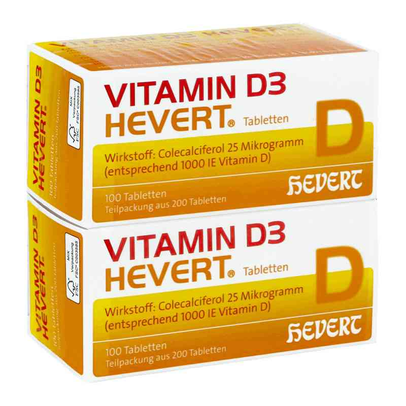 Vitamin D3 Hevert Tabletten  bei apo-discounter.de bestellen