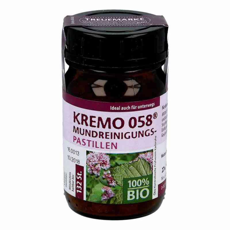 Kremo 058 Mundreinigungspastillen  bei apo-discounter.de bestellen