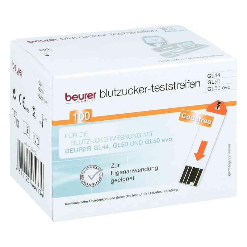 Beurer Gl44/gl50 Blutzucker-teststreifen  bei apo-discounter.de bestellen