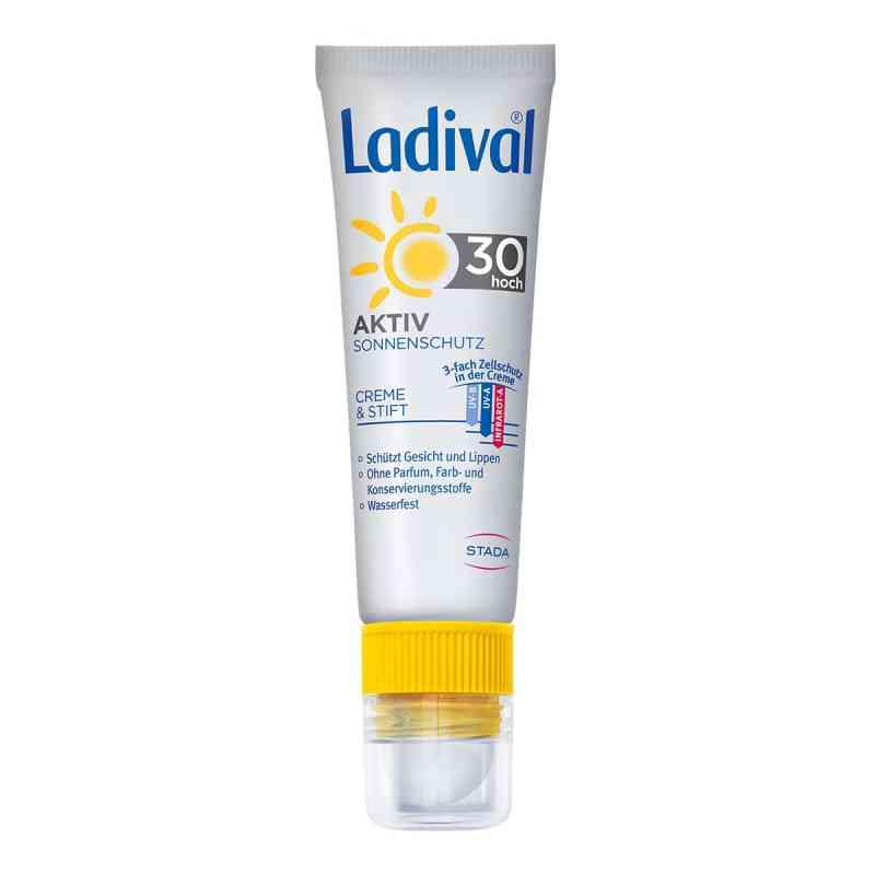 Ladival Aktiv Sonnenschutz für Gesicht und Lipp. Lsf30  bei apo-discounter.de bestellen