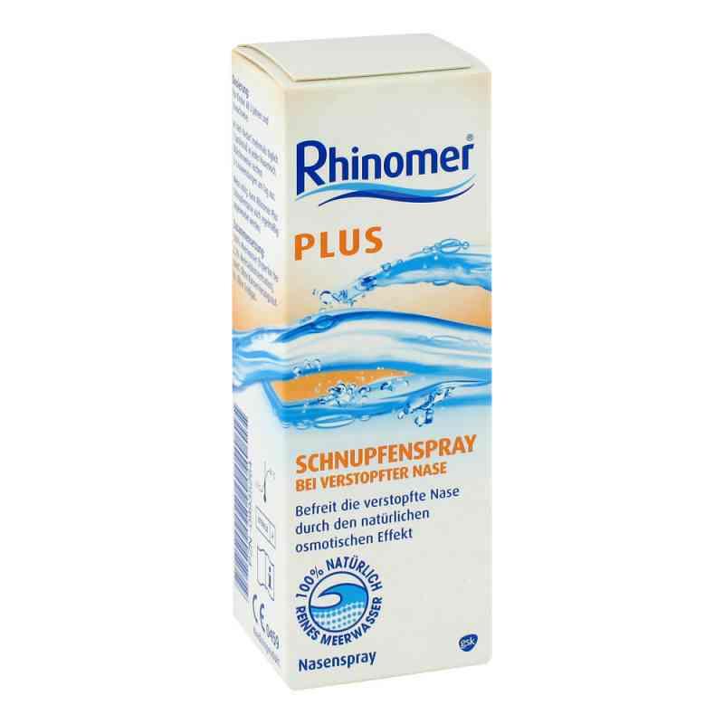 Rhinomer Plus Schnupfenspray  bei apo-discounter.de bestellen
