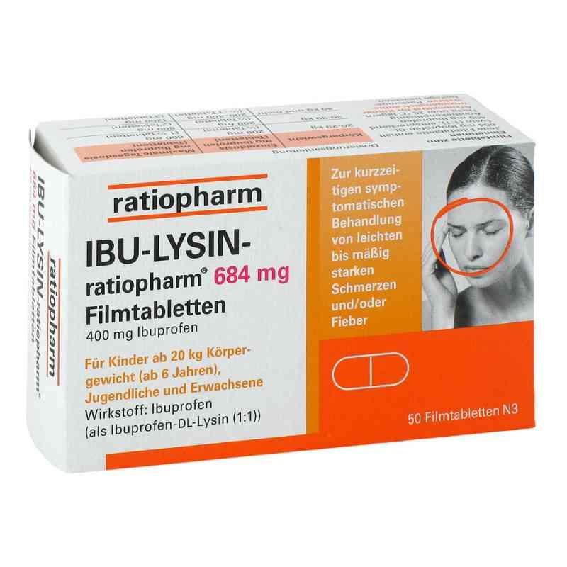 IBU-LYSIN-ratiopharm 684mg  bei apo-discounter.de bestellen