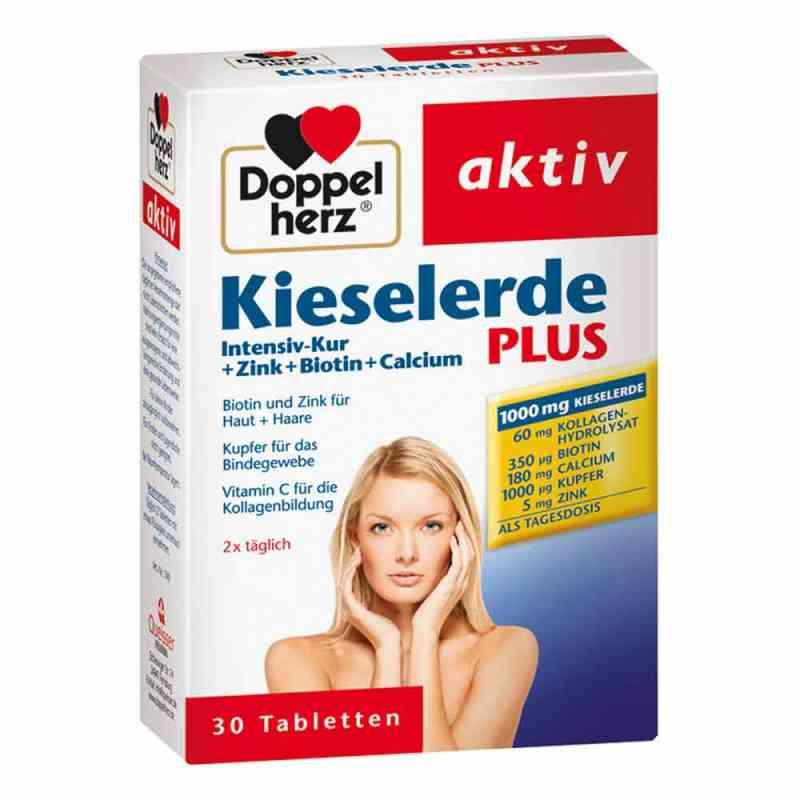 Doppelherz Kieselerde Plus Int.kur+zi.+bio.+cal.t.  bei apo-discounter.de bestellen