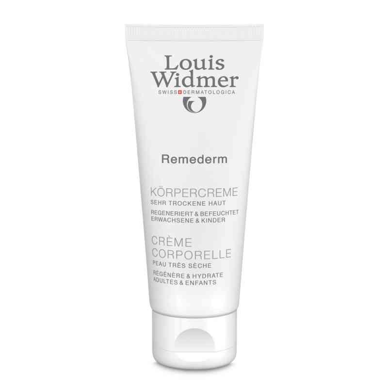 Widmer Remederm Körpercreme leicht parfümiert  bei apo-discounter.de bestellen
