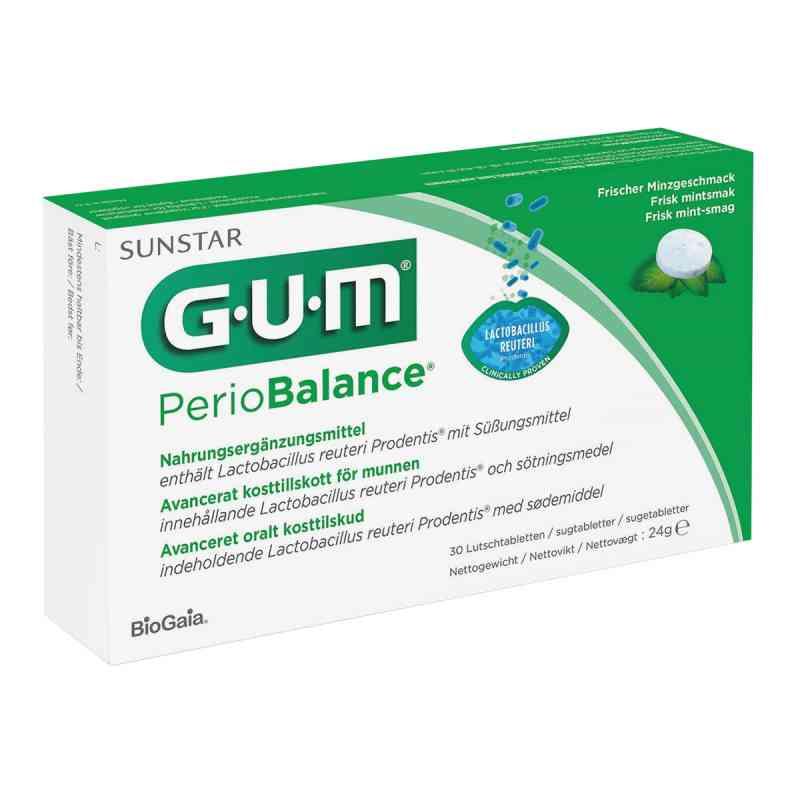Gum Periobalance Lutschtabletten  bei apo-discounter.de bestellen