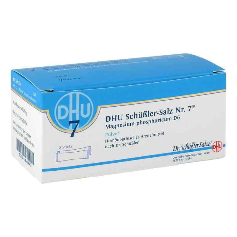 Biochemie Dhu 7 Magnesium phosphoricum D  6 Sticks Pulver  bei apo-discounter.de bestellen