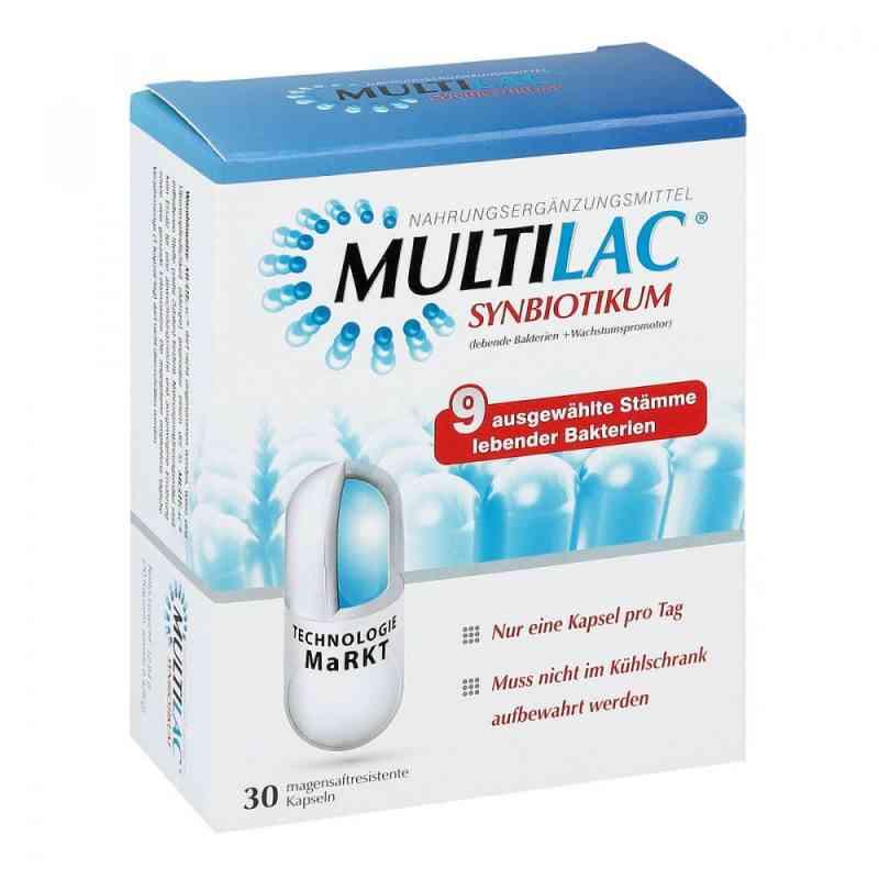 Multilac Synbiotikum magensaftresistente Kapseln  bei apo-discounter.de bestellen