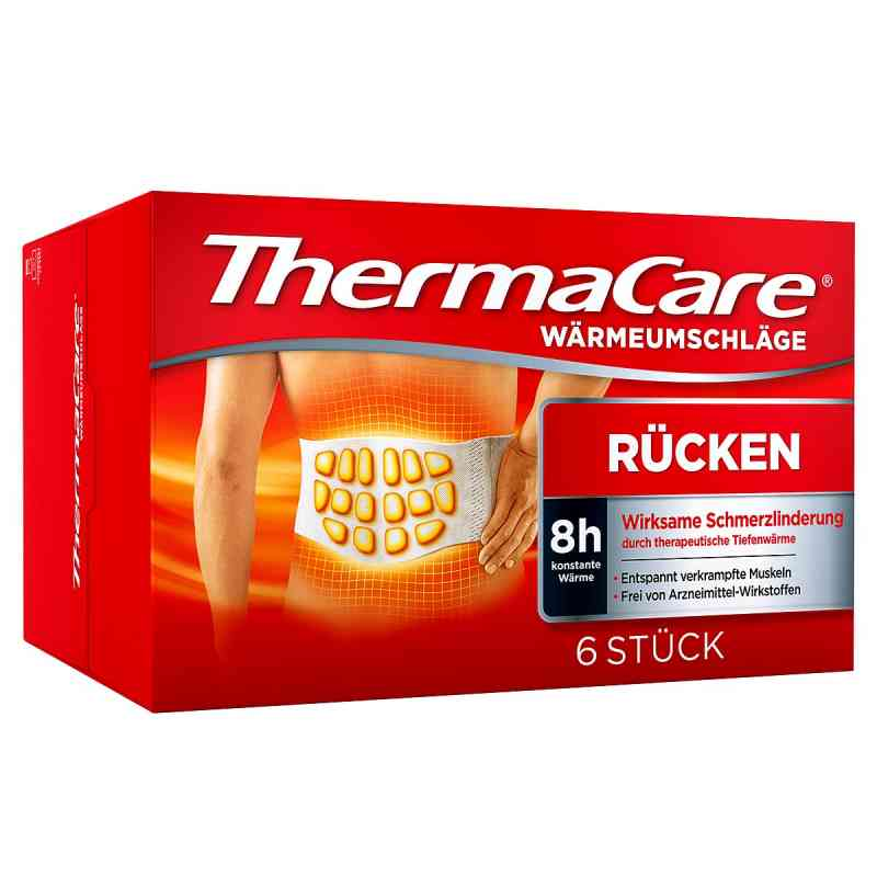 Thermacare Rückenumschläge S-xl zur, zum Schmerzlind.  bei apo-discounter.de bestellen