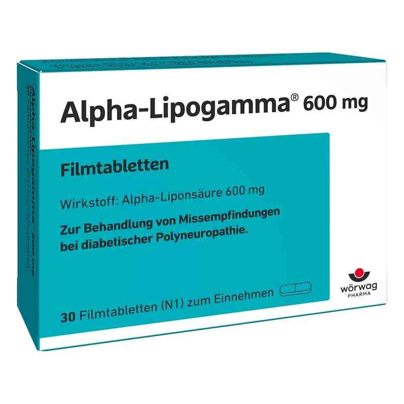 Alpha-Lipogamma 600mg  bei apo-discounter.de bestellen
