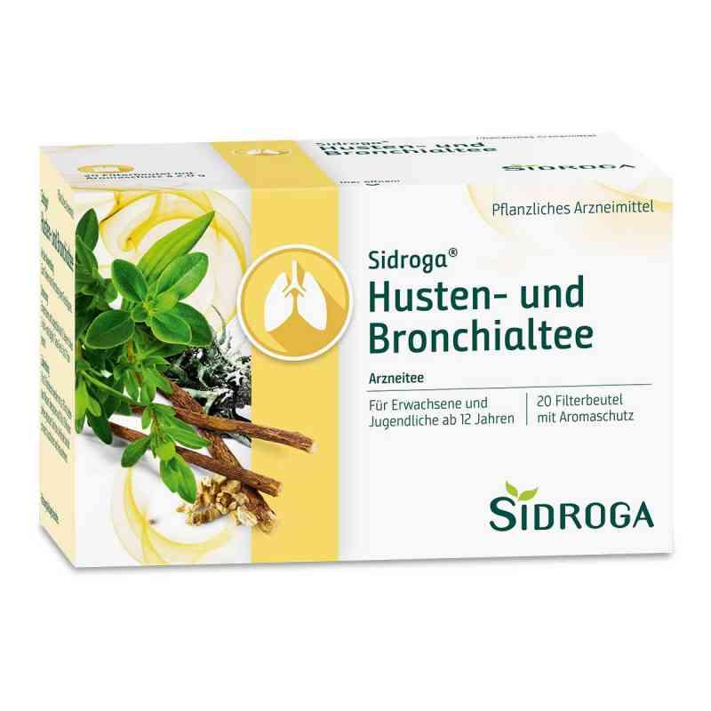Sidroga Husten- und Bronchialtee Filterbeutel  bei apo-discounter.de bestellen