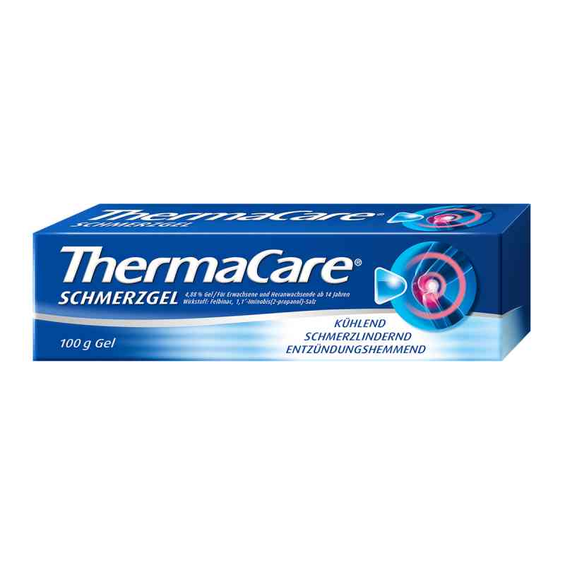 Thermacare Schmerzgel 100 G