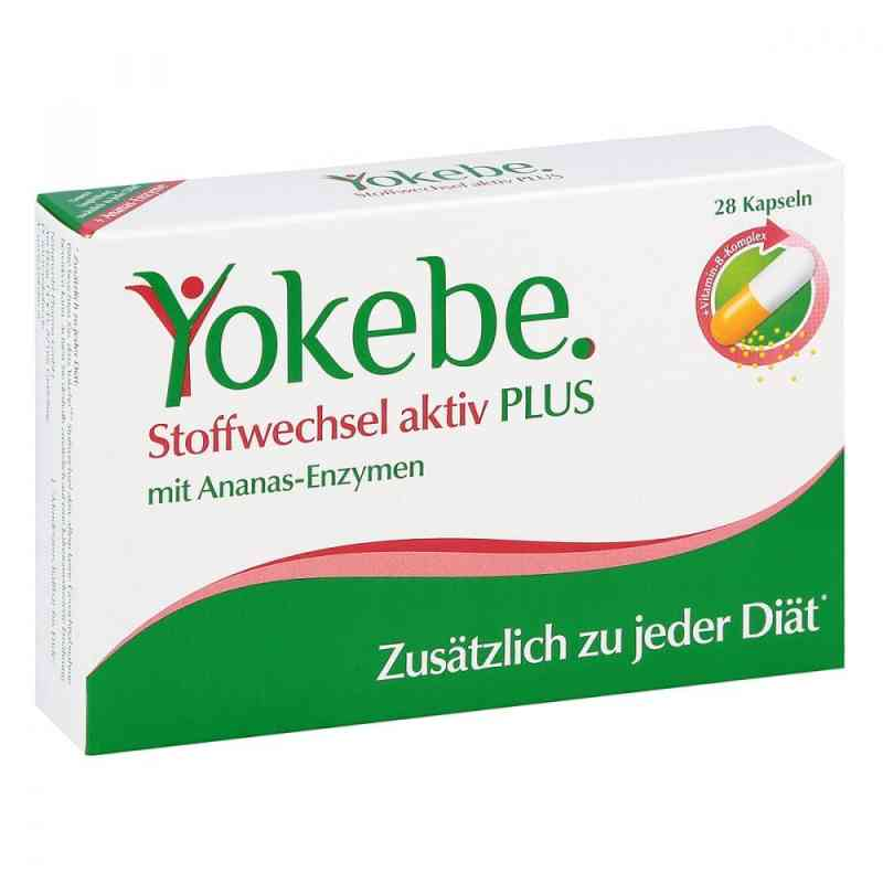 Yokebe Plus Stoffwechsel aktiv Kapseln  bei apo-discounter.de bestellen