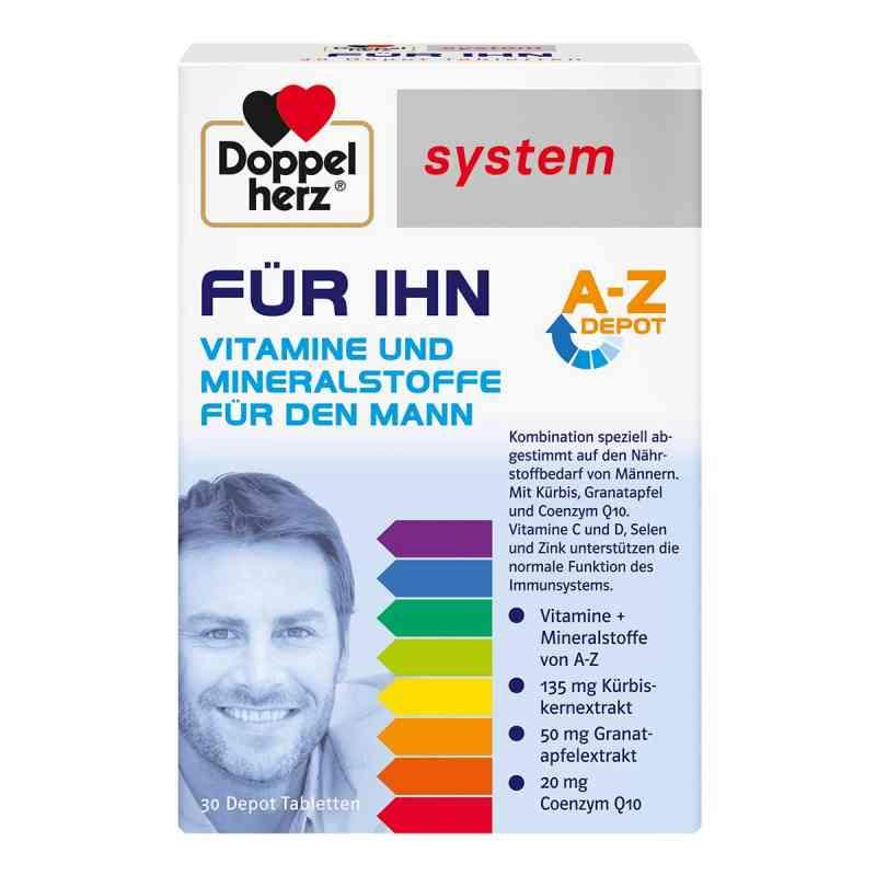 Doppelherz Für Ihn system Tabletten  bei apo-discounter.de bestellen